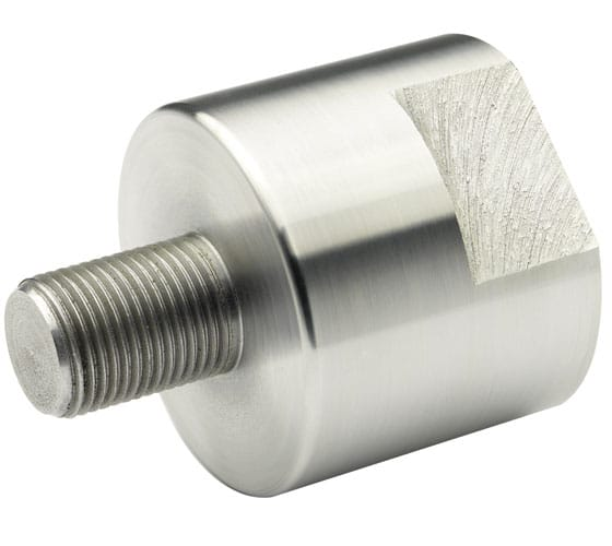 """55502 - Adapter 1-1/4"""" x 8PTI  to 1"""" x 8 TPI"""
