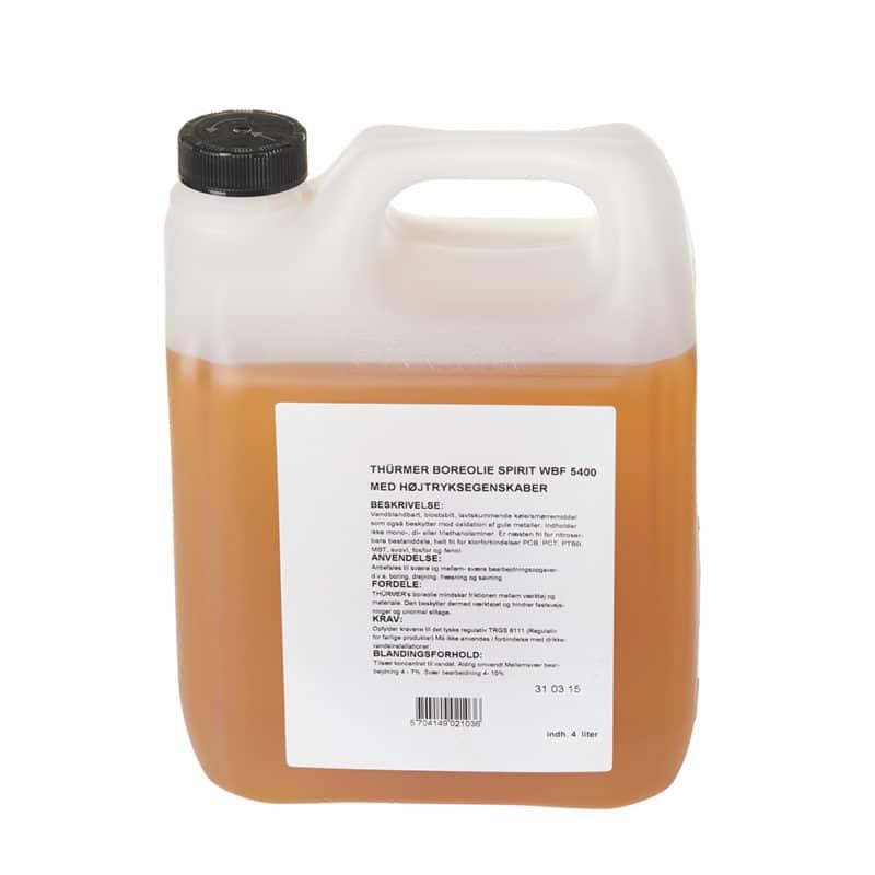 TH-650604 Boreolie 4 L plastflaske