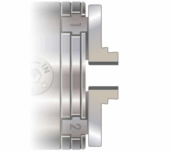 JS20N Mini kæbe ,20mm