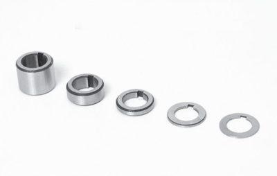 2 mm Fræsedorn-ring Ø 22mm