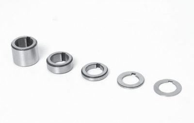 10 mm Fræsedorn-ring Ø 22mm